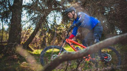 Eric testet die Magura MT Trail Sport