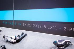 Shimano XTR erhältlich in 1x12, 2x12 & 1x11