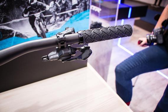 Shimano XTR M9100 Schalthebel