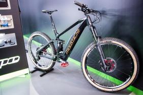 Hope E-Bike Kurbel am E-MTB