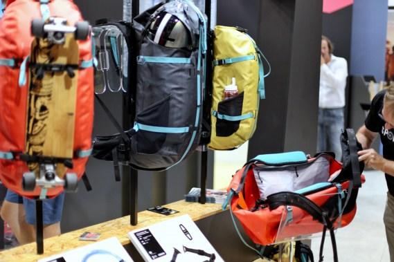 Ortlieb Atrack - Kombi aus Reisetasche und vollwertigem Outdoor-Rucksack