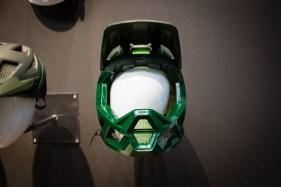 Prototyp des neuen Endura MT500 Koroyd Fullface-Helms