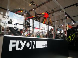 Haibike Flyon Eurobike 2018