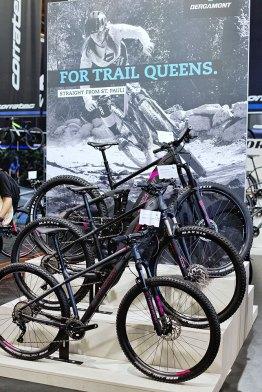 For Trail Queens Bergamont Revox, E-Revox und E-Trailstar als Damenmodelle