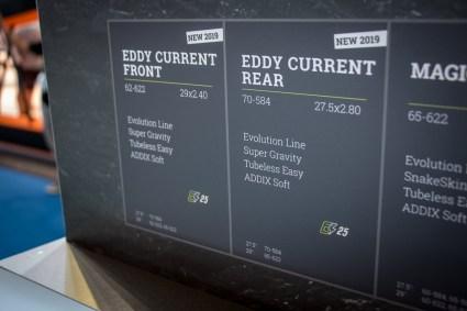 Eurobike2018 Schwalbe Eddy Current