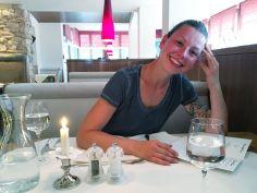 Abendessen im Lifehotel Serfaus