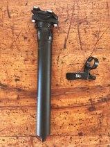 Der ergonomische Hebel der WCS Kite