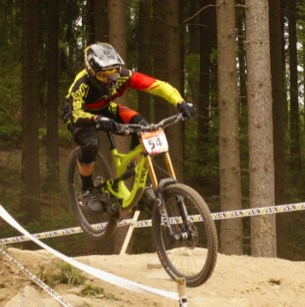 2015 IK Pivot Cycles Germany - Marc Zimmermann