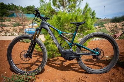 Specialized Men's Turbo Levo FSR