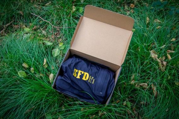 Patrick hat den Anzug in der SFD Version getestet. Wofür das Kurzel steht, liest Du im Bild...