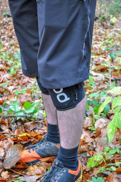 Nicht zu kurz aber auch nicht zu lang: Die Traze Shorts haben die perfekte Länge.