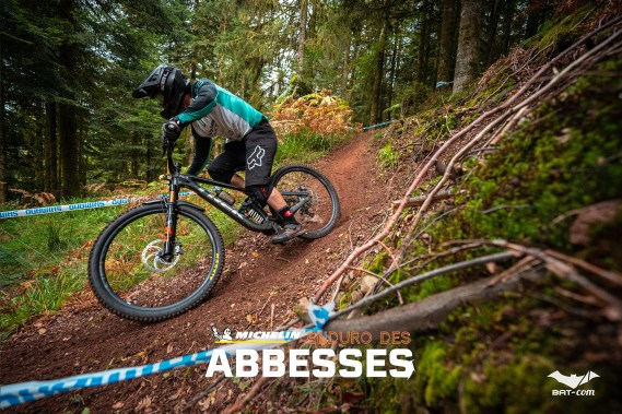 Enduro des Abbeses in Remiremont