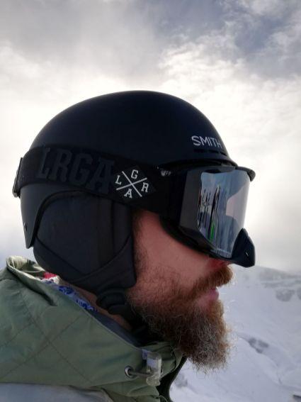 Eine echte Alternative zur doppeltverglasten Skibrille: Die Loose Riders C/S Goggle.