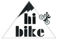 Varinate des ersten HIBIKE Logos