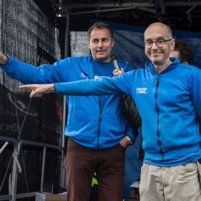 Rock Shox Mag 2: Christian & Rainer erzählen von den Anfängen auf dem HIBIKE Testival