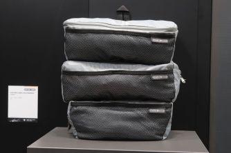 Ortlieb Packing Cubes für Bike-Packer & Velo-Shopper Taschen