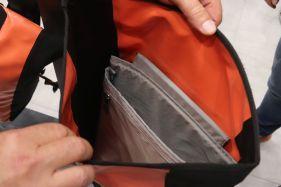 Alle Velocity Rucksack-Taschen haben jetzt ein Laptopfach