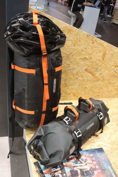 Bikepacking by Ortlieb - Atrack BP Bikepacking Rucksack & Handlebar Pack 15 L
