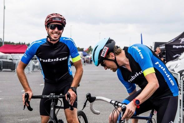 Der Drako II macht nicht nur auf dem Mountainbike Spaß