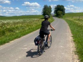 und 20 km zurück - Mit dem Vado kein Problem.