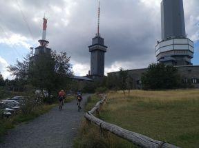 Wie jedes Jahr verlief auch in diesem Jahr die Route über den Großen Feldberg