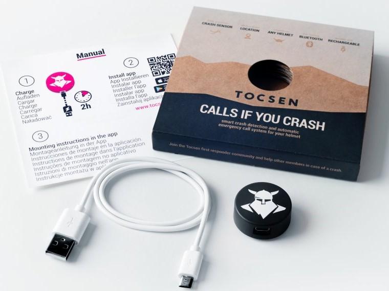 Der Tocsen Crash Sensor