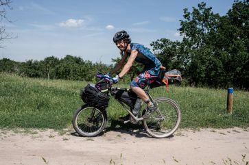 Auch echte Exotenbikes gingen an den Start - Foto by Nils Laenger