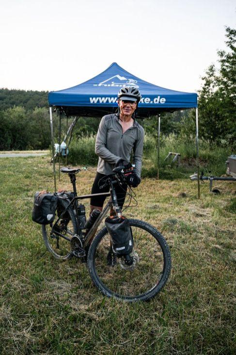 Auch ein klassisches Trekkingrad darf nicht fehlen - Foto by Nils Laenger