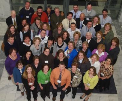 CEA/NEA Orientation Participants