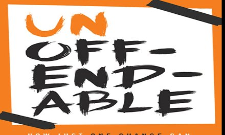 """Unoffendable"" by Brant Hansen ~ Book Review"