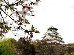 Castillo de Ōsaka
