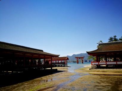 desde Itsukujima jinja