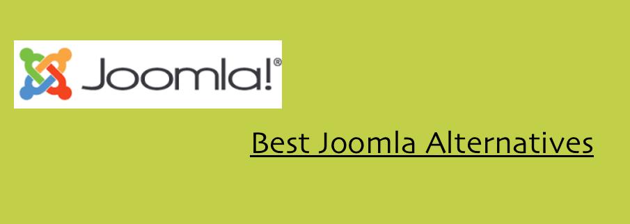 Joomla Alternatives