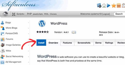 How to Install WordPress on A2 Hosting 1