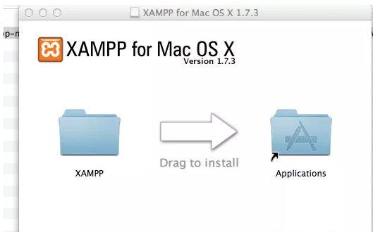install xampp on mac