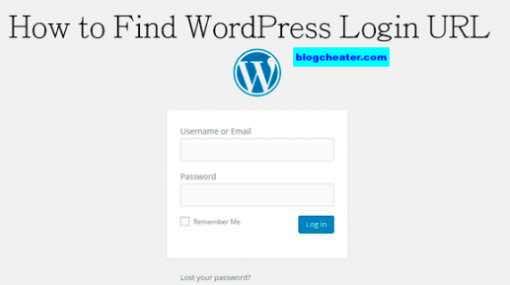 how to start a blog in india - wordpress login url