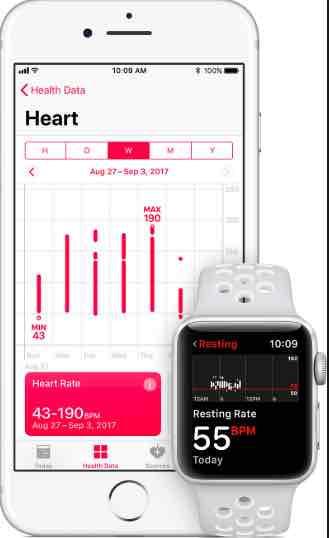How to lose weight with Apple Watch - Apple watch heart rate monitoring