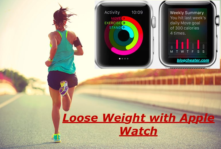 How to lose weight with Apple Watch