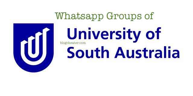 UNISA Whatsapp Group Links
