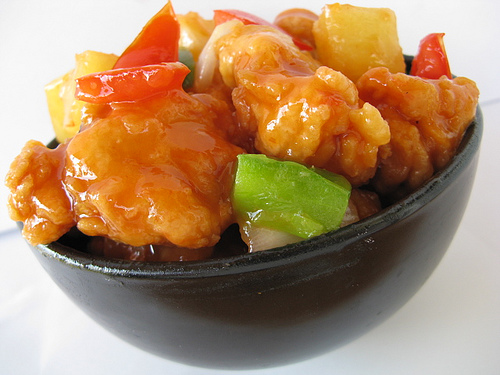 Image result for sweet sour fish