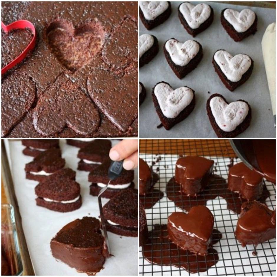 Brownie_forma_coração