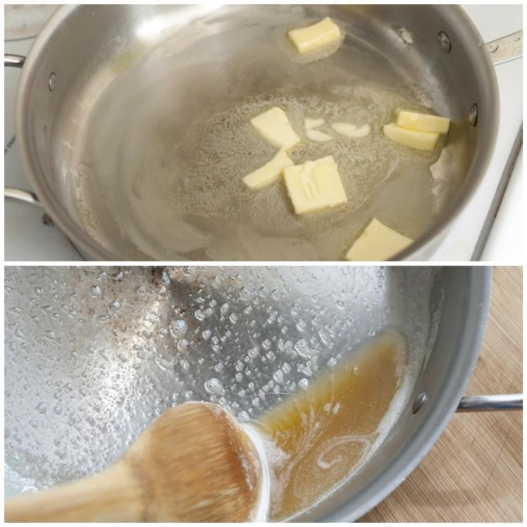 Brown-butter