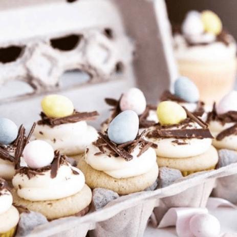 cupcakes ninho