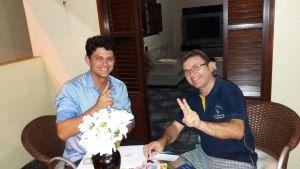 Os tucanos, Rodrigo Carvalho e Guilherme Madruga