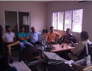 Deputado Wilson Filho (PTB), Prefeito Egberto, Vereadores e Secretários