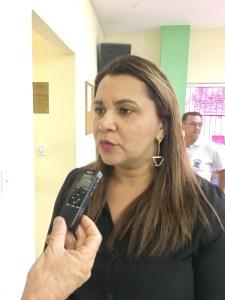 Prefeita Elissandra Brito (PSDB)