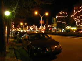 The Lights of Massachusetts Avenue