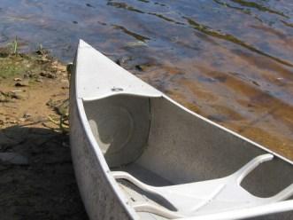 Tip of Canoe