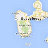 Résultats élections - Guadeloupe