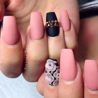 rose-quartz-matte-nails